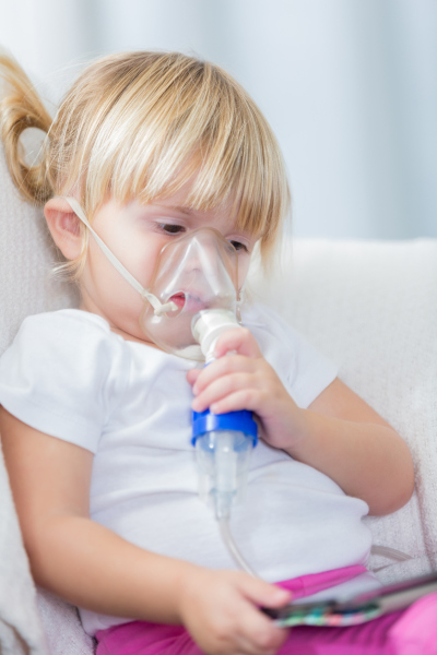 healthy minors nebulizer treatments
